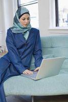 Hijab estilos de colocación