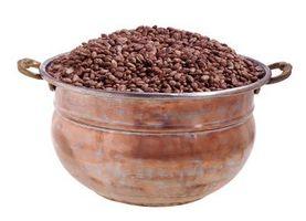 Forma de guardar Pinto Beans cocinados