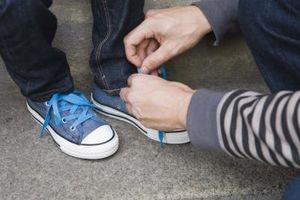 Una forma fácil de atarse los zapatos