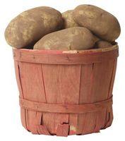 Cómo cocer al horno Patatas por ensalada de patata