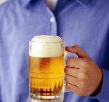 Lista de cerveza Ingredientes