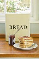 Cómo utilizar una parrilla de pan tostado