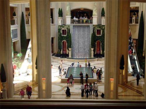 Cómo vacaciones en el Venetian en Las Vegas