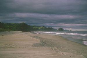 Moteles en Moeraki Beach, Nueva Zelanda