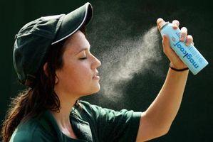 Cómo hacer un spray facial Hidratación