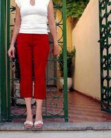 Tipos de zapatos para usar con pantalones de Capri