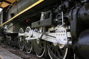Las normas del DOT para el ferrocarril