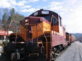 Viajes en tren escénico en Carolina del Sur