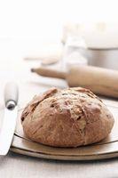 ¿Puedo Sustituir blanqueado de la pasta de harina sin blanquear en?