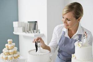 Trucos de formación de hielo de la torta