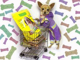 La información sobre la buena calidad de alimentos para perros