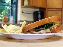 Ideas para almuerzos marrones del bolso