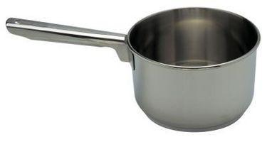 La mejor manera de limpiar una olla de acero inoxidable quemado