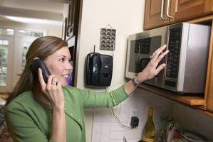 Cómo cocinar los alimentos en el microondas sin que conseguir fofo