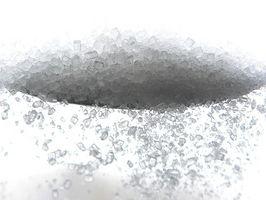 Cómo utilizar edulcorante xilitol como sustituto del azúcar