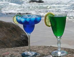 Cómo hacer que la bebida mezclada Hulk