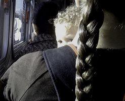 Fácil elegantes peinados trenza francesa