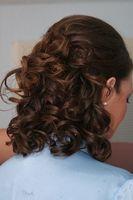Instrucciones de pelo formal Updos