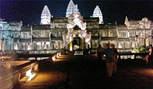 Angkor Wat Información