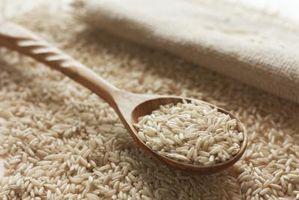Cómo saber si el arroz integral está en mal estado