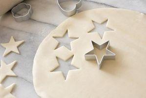 Puede usted hacer galletas de azúcar desde cero sin mantequilla o margarina?