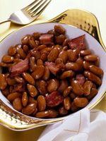Cómo Salmuera Beans