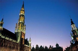 Lugares de Interés en Bélgica