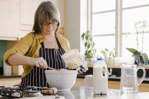 Cuál es el propósito de la glicerina en la cocción?
