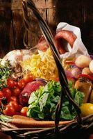 Verduras utilizados en la cocina italiana