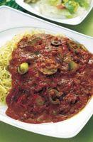 Maneras de alargar la salsa de espagueti