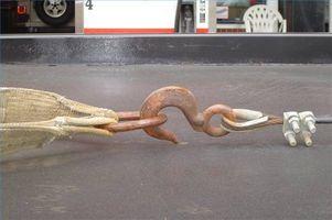 Cómo hacer cinturones de cadena de metal
