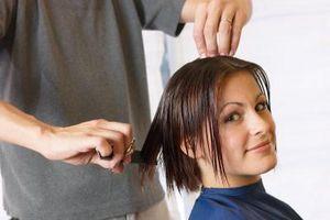 Los peinados para el pelo grueso