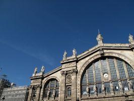 Hoteles Ibis zona de Paris Gare Du Nord