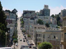 La temperatura media de San Francisco en octubre