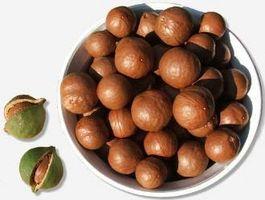 Cómo Shell nueces de macadamia