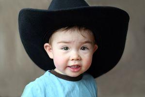 ¿Cómo dar forma a un sombrero Stetson