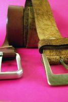 Cómo Comprar Cinturón una Hombres