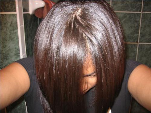 Cómo utilizar la técnica Dominicana para alisar el cabello