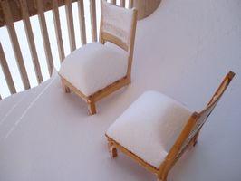 ¿Qué condiciones se necesitan para la nieve?