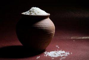 Cómo cocinar el arroz jazmín Ruby Red