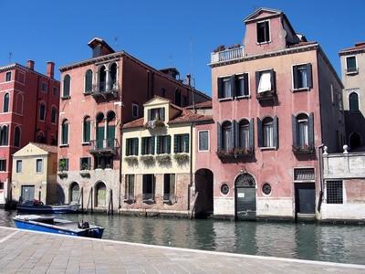 Albergues en Venecia