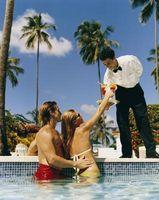 Cómo hacer una bebida de Jamaica Paradise