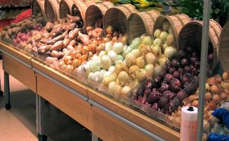 Las condiciones que afectan a la velocidad a la que las frutas y verdura Madure