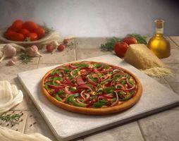 Cómo hacer pasta de la pizza de grano entero