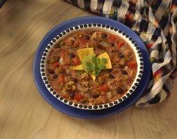 Aperitivos que van bien con la sopa del sudoeste