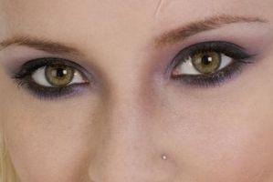 Lo que funciona como una cartilla de ojos?