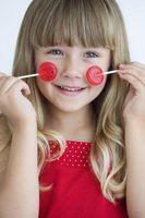 Cómo hacer claras Toy Candy lechones
