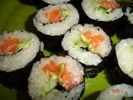 Los alimentos simples Fiesta japonesa