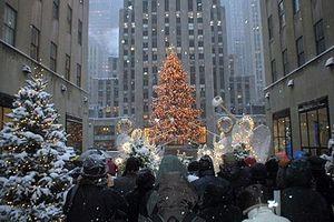 Cómo disfrutar de las ciudades más festivas de Navidad de los Estados Unidos