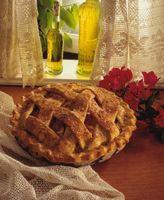 Las manzanas Braeburn para cocinar